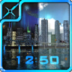 Day Night City Fireworks LWP apk file