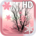Pink Winter Live Wallpaper apk file
