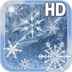 Snowflakes Frozen Live Wallpaper apk file