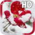 Winter Rose Live Wallpaper apk file