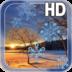 Sunset Winter Live Wallpaper apk file
