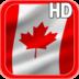 Canada Flag LWP apk file