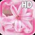 Pink Flowers LWP apk file