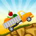 Happy Truck -- fruit express driving racing game apk file