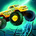 Mad Truck 2 -- monster truck hit zombie racing game apk file