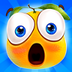 Gravity Orange 2 -- cut the rope brain puzzle challenge game apk file