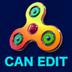 Real Fidget Spinner GO apk file