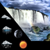 Waterfall Weather Clock apk file