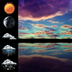 Night Sky Weather Widget apk file
