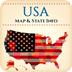 Map Of USA apk file