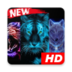Neon animal wallpaper HD 2019 apk file